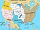 Mapping Westward Expansion/Manifest Destiny in action