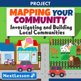 Mapping Your Community - Projects & PBL