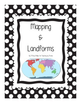 Mapping and Landforms