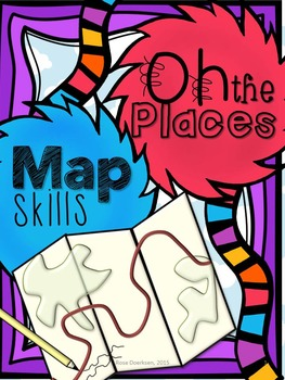 Mapping Skills {Primary}