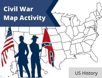 Mapping the Civil War Research Worksheet