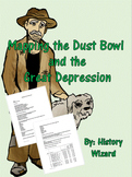 Mapping the Dust Bowl and the Great Depression
