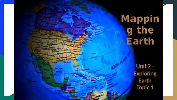 Mapping the Earth Powerpoint