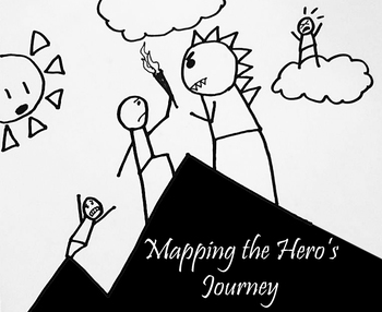 Mapping the Hero's Journey