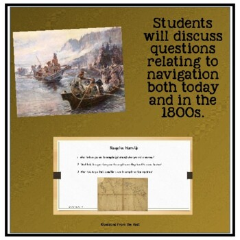 Mapping the Journey of Lewis and Clark - Analyzing Primary Source Documents