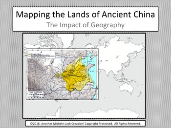 Mapping the Lands of Ancient China Activity