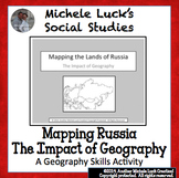 Mapping the Lands of Russia Activity