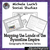 Mapping the Lands of the Byzantine Empire Activity