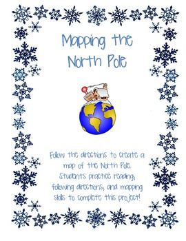 Mapping the North Pole