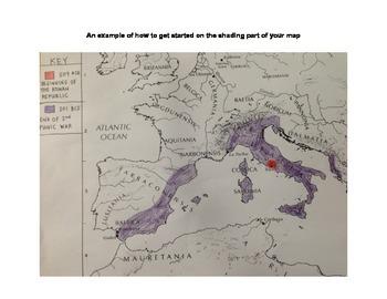 Mapping the Roman Republic/Empire
