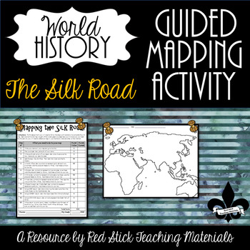 Mapping the Silk Road Activity--No PREP!