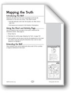 Mapping the Truth (Analyzing)