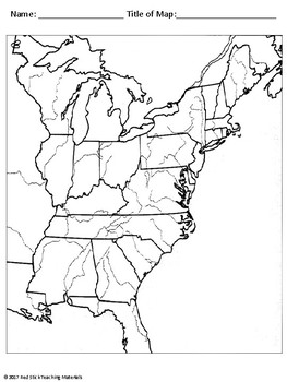 Mapping the War of 1812--No PREP!
