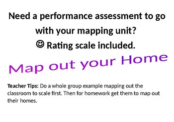 Mapping to Scale Performance Assessment