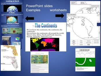 Maps - 1st Grade