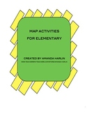 Maps Activities for Lower Elementary