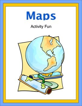 Maps Activity Fun