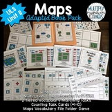 Maps Adapted Book Pack