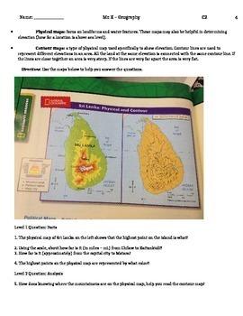Maps: An Introduction Unit