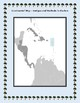 Maps, Flag, Assessment on Antigua and Barbuda - Map Skilll