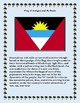Antigua and Barbuda Maps, Flag, Assessment - Map Skills and Data Analysis