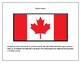 Canada Geography, Maps, Flag, Data, Assessment - Map Skills and Data Analysis