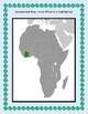Geography, Flag, Maps Assessment on Cote D'Ivoire - Map Skills and Data Analysis