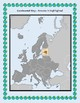 Geography, Flag, Maps Assessment on Estonia - Map Skills a