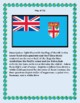 Fiji Geography, Flag, Maps, Assessment - Map Skills and Data Analysis