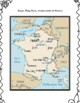 Geography, Flag, Maps, Assessment on France - Map Skills a