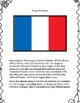 France Geography, Flag, Maps, Assessment - Map Skills and Data Analysis