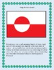 Greenland Geography, Flag, Maps Assessment - Map Skills and Data Analysis