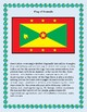 Grenada Geography, Flag, Maps, Assessment - Map Skills and Data Analysis