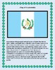 Guatemala Geography, Flag, Maps, Assessment - Map Skills and Data Analysis