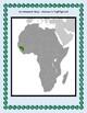 Geography, Flag, Maps Assessment on Guniea - Map Skills an