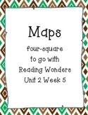 Maps Four Square