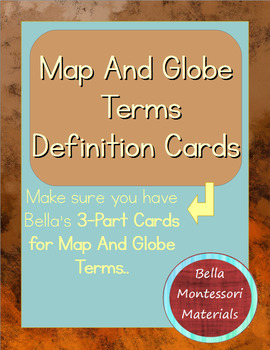 Maps & Globes - Definitions Map Labels Definition on compass rose definition, food labels definition, map of temperate deciduous forest regions, observation definition,