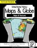 Maps & Globes: Maps & Features