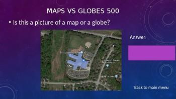 Maps Jeopardy