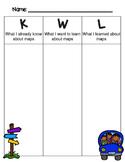 Maps KWL
