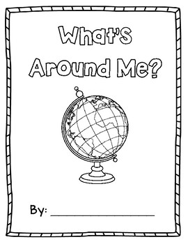 Maps & Location Journal - What's Around Me?