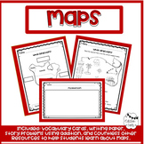 Maps, Maps and More Maps