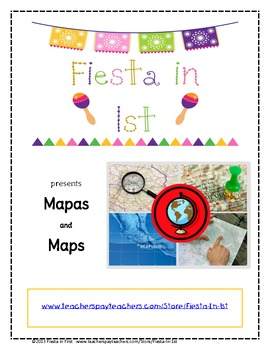 Maps Packet in English and Spanish