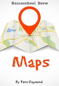 Maps (Second Grade Social Science Lesson)
