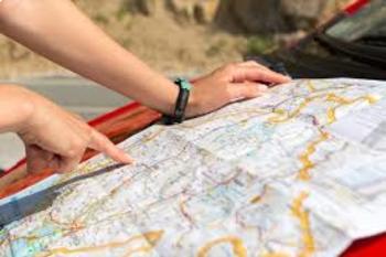 Maps Segment 10 Lesson 9 Bundle