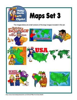 Maps Set 3