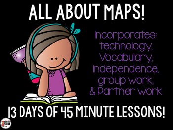 Maps; The different kinds of maps-Geography