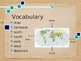 Maps and Directions Introduction to Thematic Vocabulary fo