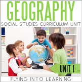 Geography Maps and Globes