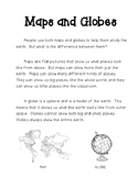Maps and Globes Interactive Notes